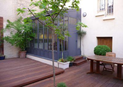 Maison B. à Lyon