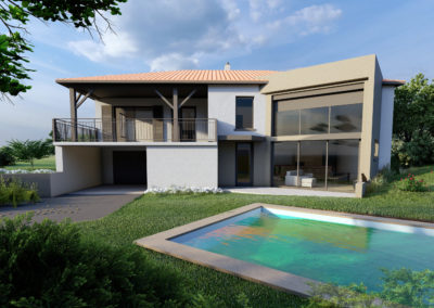 Villa G-L à Craponne