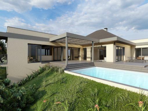 Villa C2 à Genas