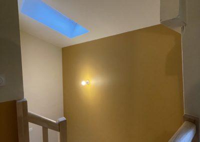Escalier d'étage